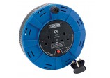 230V Twin Extension Cable Reel (15M)