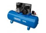 150L Stationary Belt-Driven Air Compressor (2.2kW)