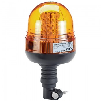 12/24V Flexible Spigot Base LED Beacon