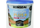 Fence Life Plus 5 Litre - Charcoal Grey