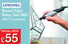 Dremel Stylo+ Rotary Tool 240v – Now Only £55.00