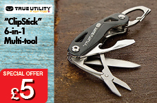 True Utility ClipStick – Now Only £5.00